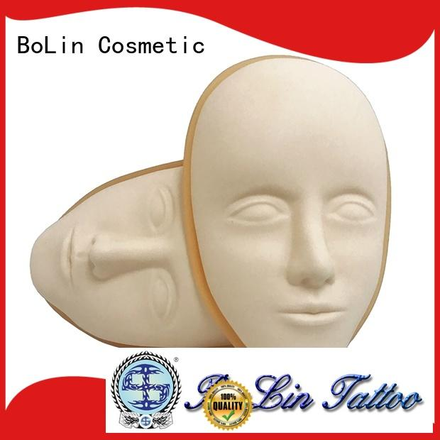 BoLin makeup practice skin tattoo on sale for tattoo learners
