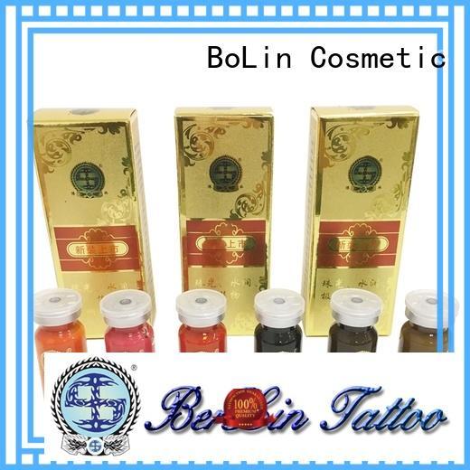 BoLin healthy pigment makeup online for eyeliner