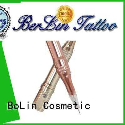 BoLin technical permanent makeup tattoo machine on sale for tattoo workshop