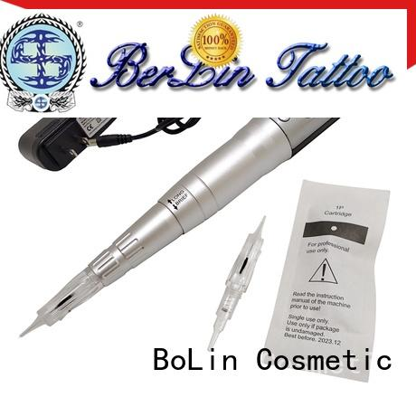BoLin stable permanent makeup machine on sale for tattoo workshop