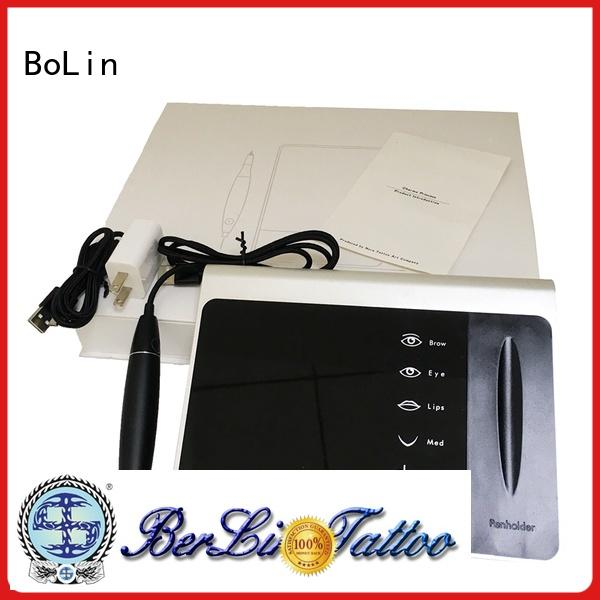 BoLin LCD Screen Permanent Makeup Machine online for eyebrow