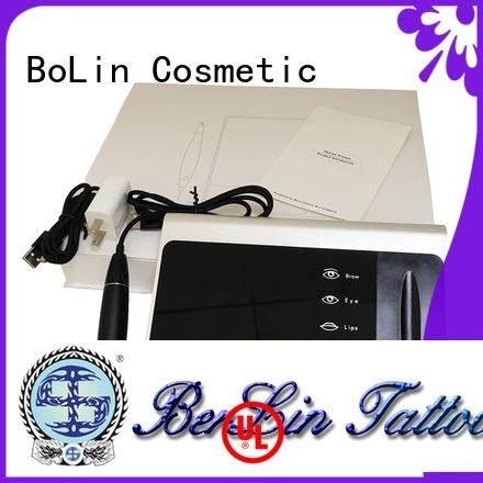 BoLin precise LCD Screen Permanent Makeup Machine on sale for eyebrow