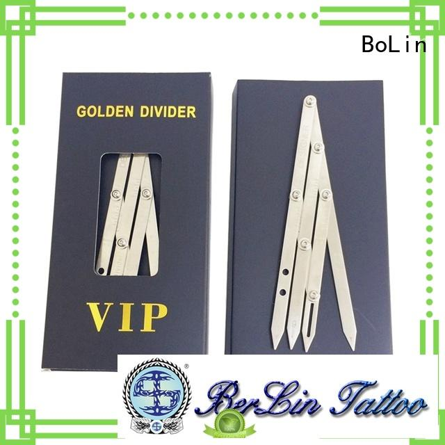 BoLin good quality tattoo eyebrow pencils promotion for beauty academy