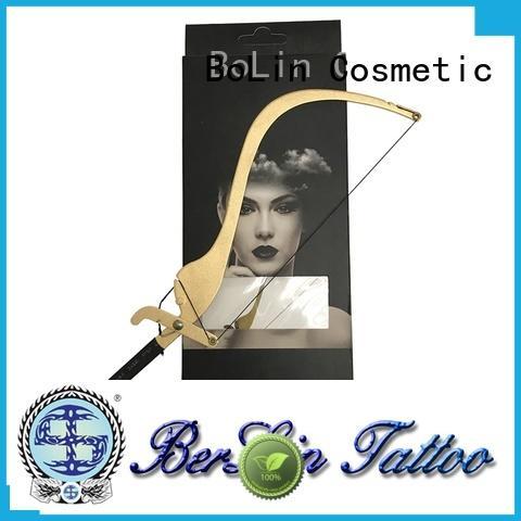 BoLin off tattoo eyebrow pencils on sale for training school