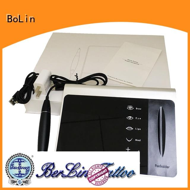 BoLin precise LCD Screen Permanent Makeup Machine online for MTS