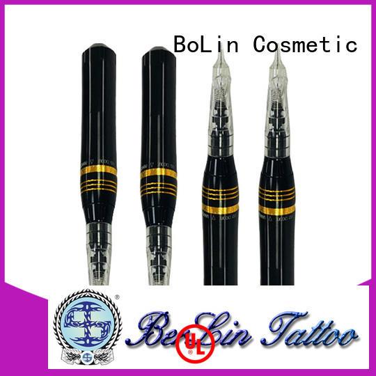 BoLin powerful digital tattoo machine wholesale for beauty academy