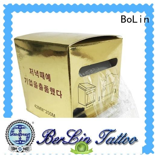 BoLin ink eyebrow tattoo removal promotion for training school