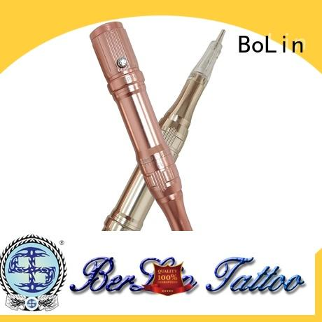 BoLin durable permanent makeup tattoo machine directly price for training school
