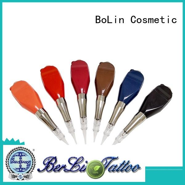 BoLin pen permanent makeup machine online for tattoo workshop