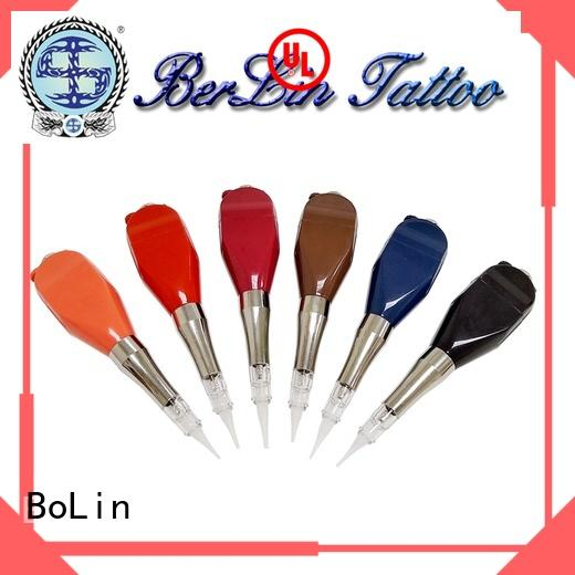 BoLin makeup permanent makeup tattoo machine directly price for tattoo workshop