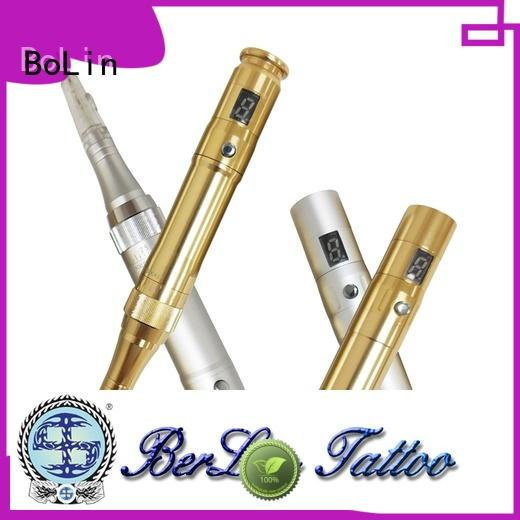 BoLin permanent makeup tattoo machine directly price for tattoo workshop