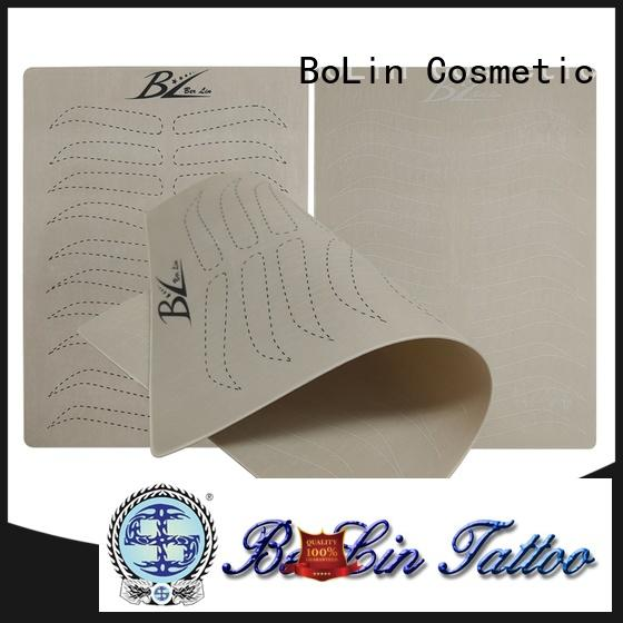 BoLin safe microblading tool promotion for training school