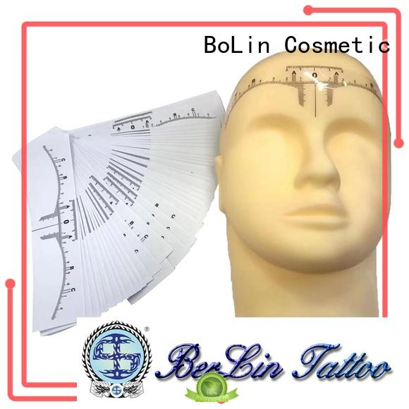 BoLin long lasting eyebrow tattoo removal manufacturer for training school