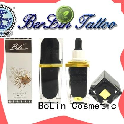 BoLin safe pigment powder wholesale for eyeliner