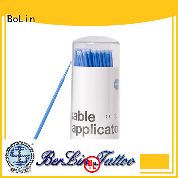 BoLin pure eyebrow tattoo removal promotion for training school