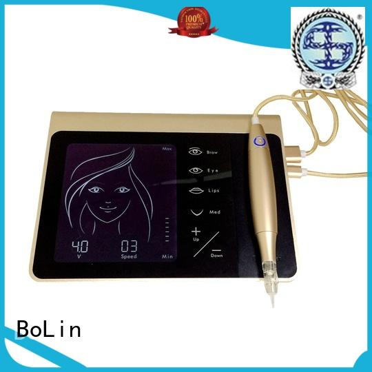 permanent makeup machine pen for beauty academy BoLin