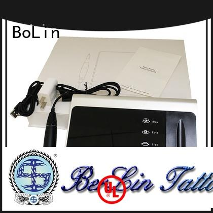 BoLin powerful LCD Screen Permanent Makeup Machine supplier for lip
