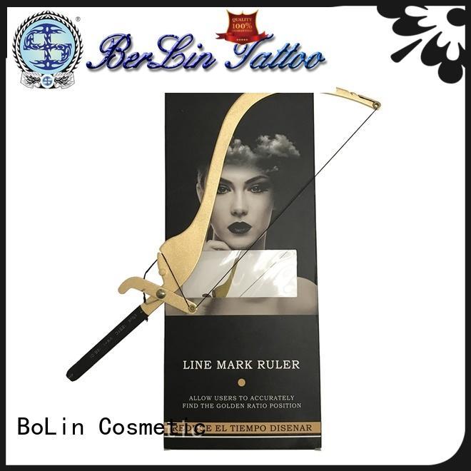 BoLin tattoo eyebrow pencils promotion for training school