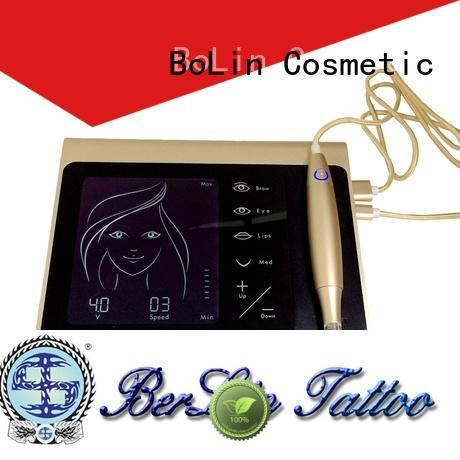 fast permanent makeup tattoo machine pen supplier for beauty academy