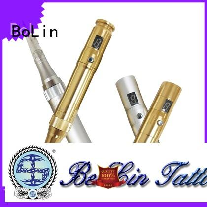 BoLin stable permanent makeup machine directly price for tattoo workshop