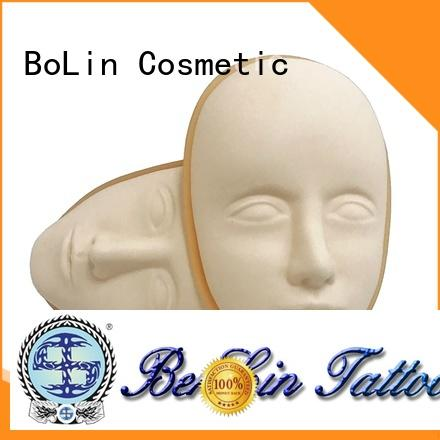 BoLin practial practice skin tattoo directly price for tattoo learners