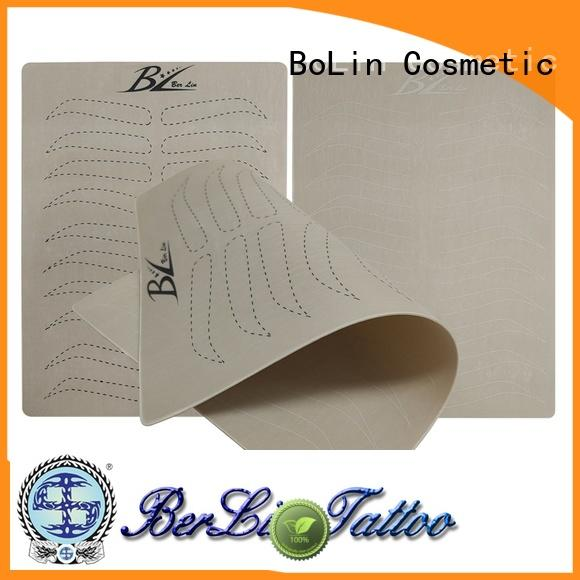 BoLin good quality tattoo practice skin promotion for training school