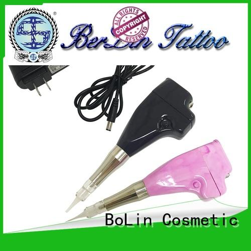 BoLin permanent makeup tattoo machine on sale for training school