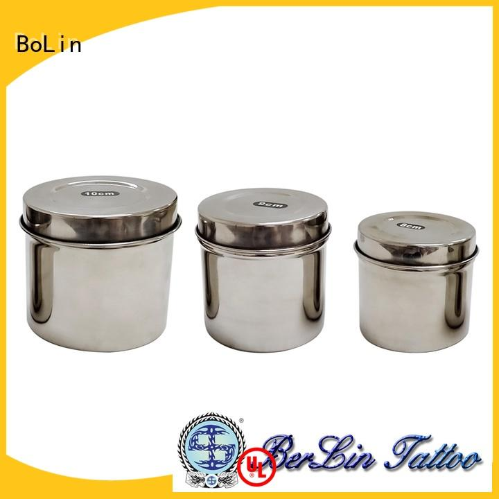 BoLin good quality microblading kit plastic for training school