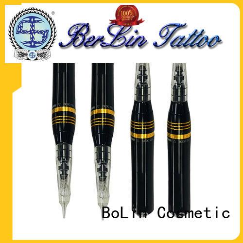 BoLin powerful digital tattoo machine wholesale for home