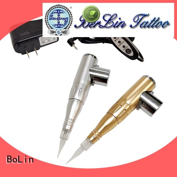 control permanent makeup machine online for tattoo workshop BoLin