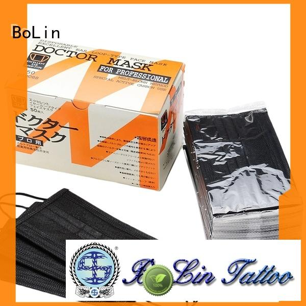 BoLin long lasting tattoo ink cups manufacturer for tattoo workshop