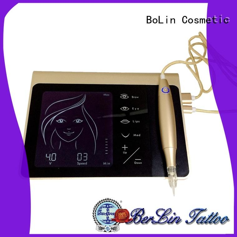 BoLin permanent makeup machine online for tattoo workshop