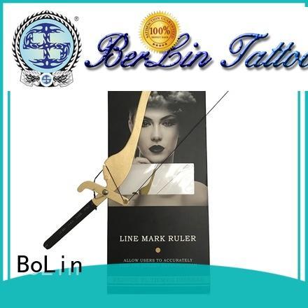 BoLin long lasting tattoo eyebrow pencils on sale for beauty academy