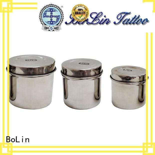 BoLin longlasting tattoo ink cups directly price for salon