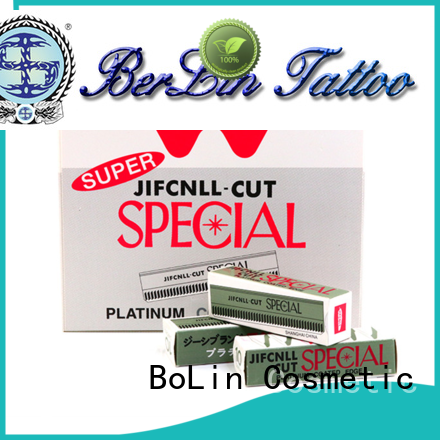 BoLin long lasting eyebrow tattoo removal promotion for training school