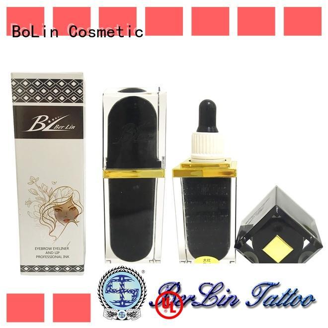 BoLin pigment tattoo manufacturer for lip